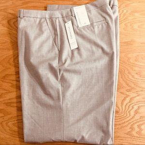 NWT Coldwater Creek Stretch Flannel Trouser